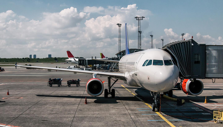 Internationella flygplatsen - Köpenhamn, Danmark