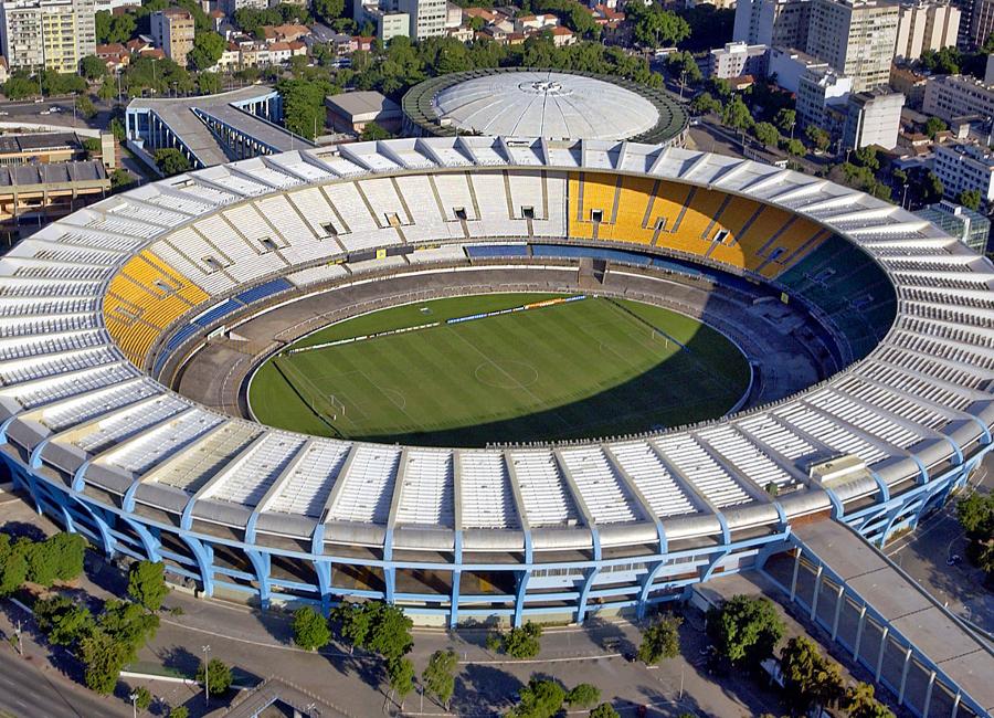 Maracanã Stadium, Rio de Janeiro