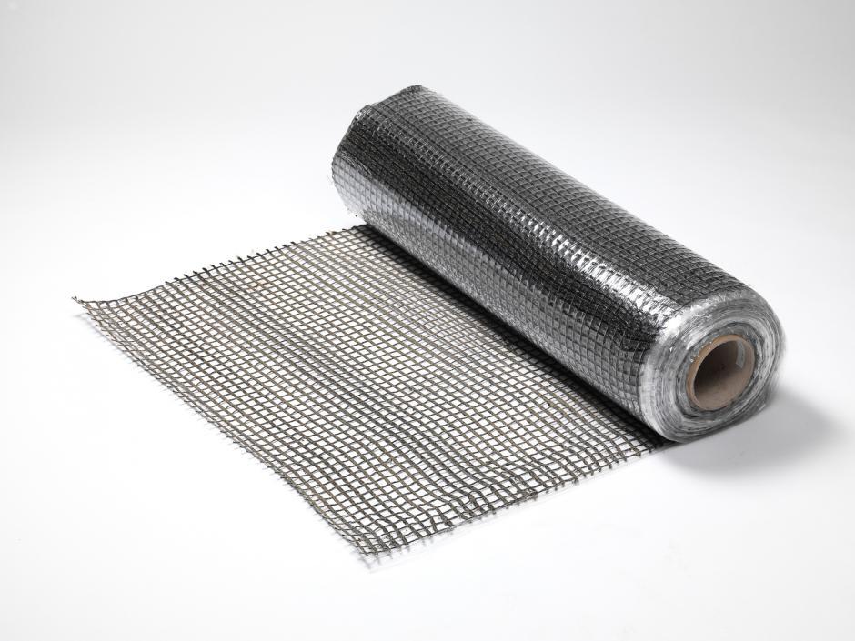 S&P Carbophalt® G / kolfibernät / kolfiberförstärkning