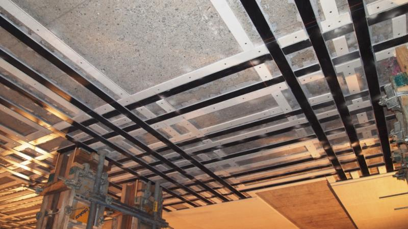 Application of S&P Resin 220 HP with S&P C-Laminate