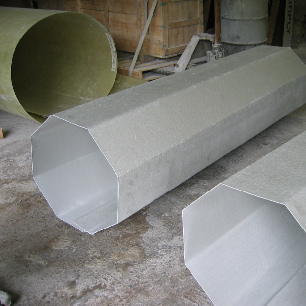 Jobbspecifik form av FX-70® fiberglashölje
